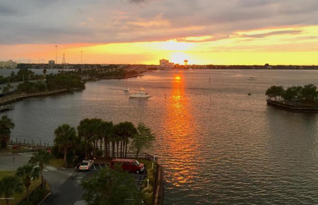 134 Starboard Lane #601, Merritt Island, FL 32953 (MLS #806685) :: Premium Properties Real Estate Services