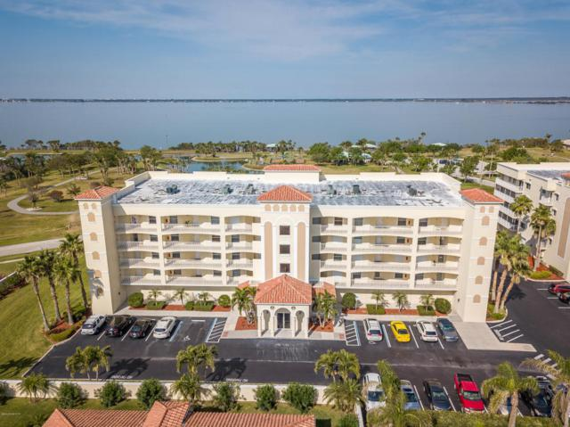 732 Bayside Drive #201, Cape Canaveral, FL 32920 (MLS #808362) :: Premium Properties Real Estate Services