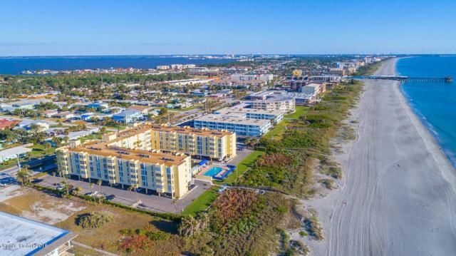 4700 Ocean Beach Boulevard #508, Cocoa Beach, FL 32931 (MLS #808716) :: Premium Properties Real Estate Services