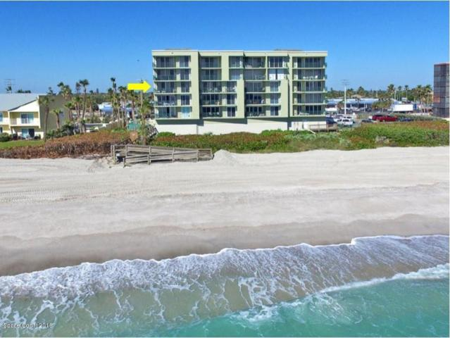 245 Highway A1a #404, Satellite Beach, FL 32937 (MLS #809087) :: Premium Properties Real Estate Services