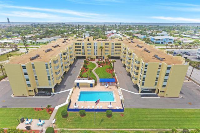 4700 Ocean Beach Boulevard #302, Cocoa Beach, FL 32931 (MLS #811189) :: Better Homes and Gardens Real Estate Star