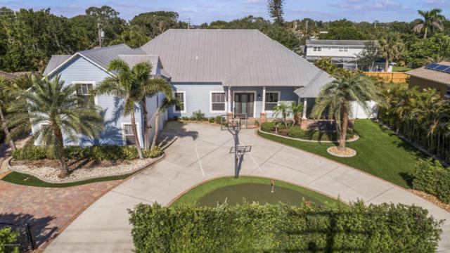 304 S Palm Avenue, Melbourne Beach, FL 32951 (MLS #811431) :: Pamela Myers Realty