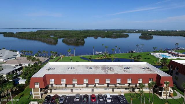 800 S Brevard Avenue #211, Cocoa Beach, FL 32931 (MLS #813048) :: Blue Marlin Real Estate