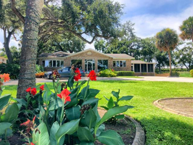 1021 N Indian River Drive, Cocoa, FL 32922 (MLS #813241) :: Better Homes and Gardens Real Estate Star