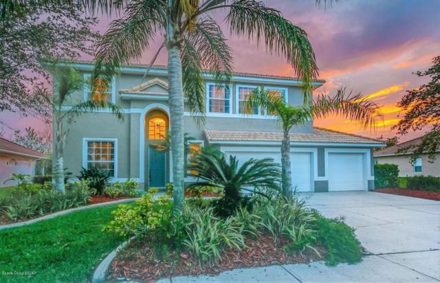 942 Balmoral Way, Melbourne, FL 32940 (MLS #813896) :: Premium Properties Real Estate Services
