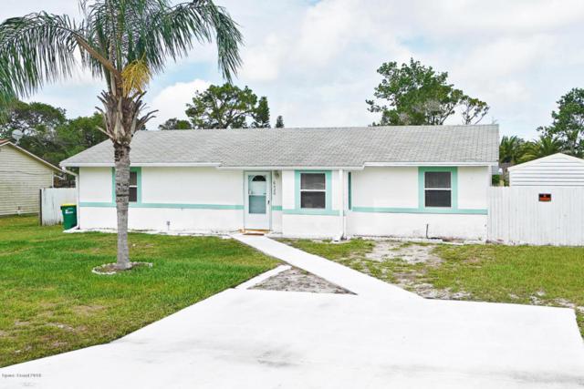 6420 W Baker Circle, Cocoa, FL 32927 (MLS #813898) :: Pamela Myers Realty