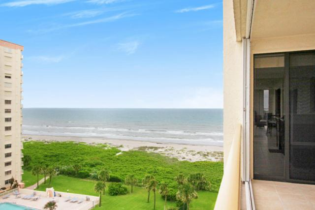 750 N Atlantic Avenue #901, Cocoa Beach, FL 32931 (MLS #814800) :: Better Homes and Gardens Real Estate Star