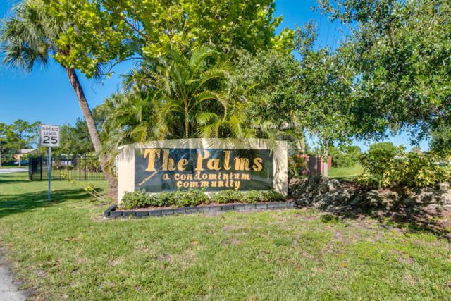 2100 Forest Knoll Drive NE #203, Palm Bay, FL 32905 (MLS #815245) :: Better Homes and Gardens Real Estate Star