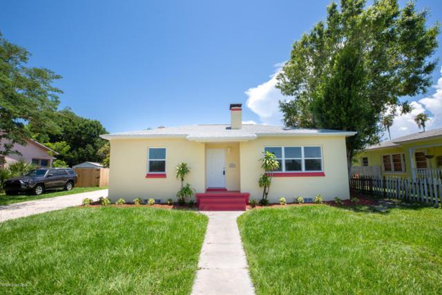 607 E Fee Avenue, Melbourne, FL 32901 (MLS #816478) :: Platinum Group / Keller Williams Realty