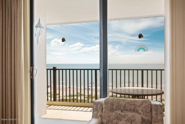 1860 N Atlantic Avenue #705, Cocoa Beach, FL 32931 (MLS #817316) :: Platinum Group / Keller Williams Realty