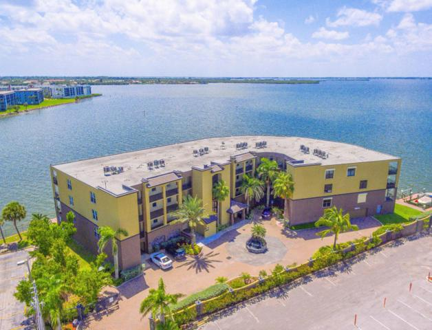4125 W End Road #307, Cocoa Beach, FL 32931 (MLS #817774) :: Pamela Myers Realty