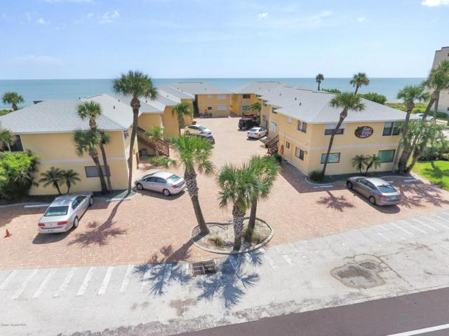 1425 Highway A1a #23, Satellite Beach, FL 32937 (MLS #818389) :: Better Homes and Gardens Real Estate Star