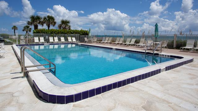 2055 Highway A1a #402, Indian Harbour Beach, FL 32937 (MLS #818478) :: Pamela Myers Realty