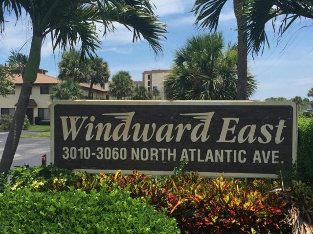 3060 N Atlantic Avenue #604, Cocoa Beach, FL 32931 (MLS #819091) :: Premium Properties Real Estate Services