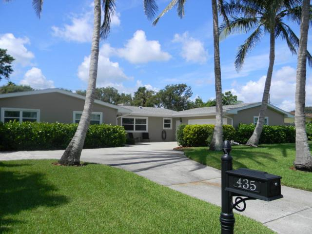435 Seabreeze Drive, Indialantic, FL 32903 (MLS #819514) :: Premium Properties Real Estate Services