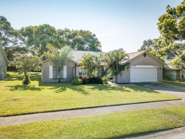 3485 Muirfield Drive W, Titusville, FL 32780 (MLS #819595) :: Better Homes and Gardens Real Estate Star