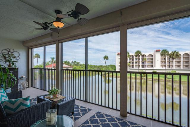 5803 N Banana River Boulevard #1025, Cape Canaveral, FL 32920 (MLS #820250) :: Better Homes and Gardens Real Estate Star