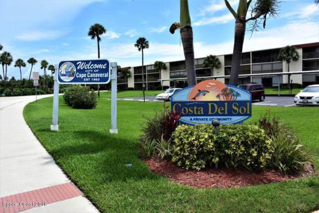 5800 N Banana River Boulevard #215, Cape Canaveral, FL 32920 (MLS #820251) :: Premium Properties Real Estate Services