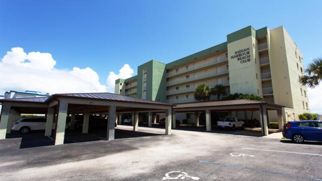 2055 Highway A1a #101, Indian Harbour Beach, FL 32937 (MLS #820567) :: Premium Properties Real Estate Services
