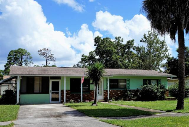 218 S Delespine Avenue, Titusville, FL 32780 (MLS #820957) :: Better Homes and Gardens Real Estate Star