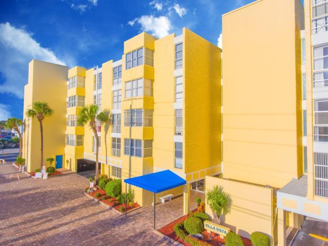 4700 Ocean Beach Boulevard #202, Cocoa Beach, FL 32931 (MLS #822226) :: Premium Properties Real Estate Services