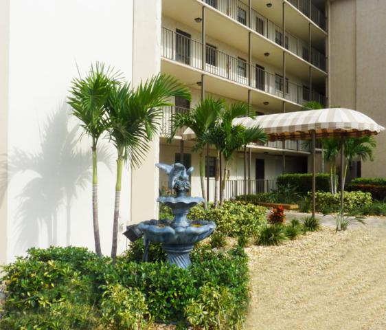 4100 Ocean Beach Boulevard #208, Cocoa Beach, FL 32931 (MLS #823211) :: Premium Properties Real Estate Services