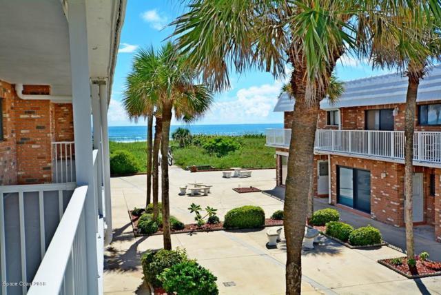 5000 Ocean Beach Boulevard B-7, Cocoa Beach, FL 32931 (MLS #824195) :: Pamela Myers Realty