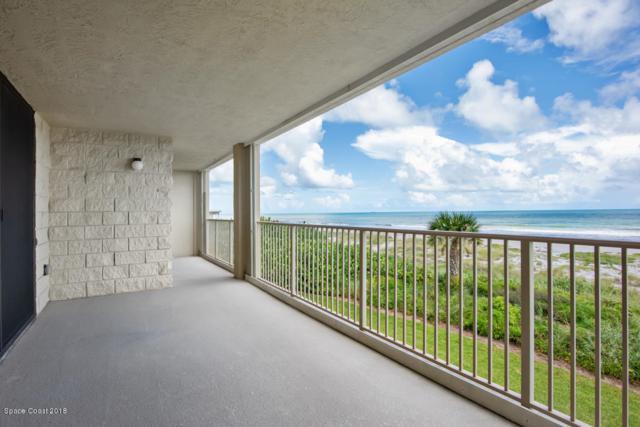 3115 S Atlantic Avenue #302, Cocoa Beach, FL 32931 (MLS #824310) :: Platinum Group / Keller Williams Realty