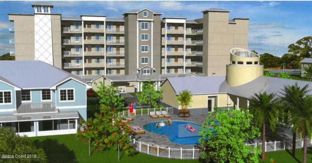 202 Ivory Lane #101, Merritt Island, FL 32953 (MLS #825338) :: Premium Properties Real Estate Services