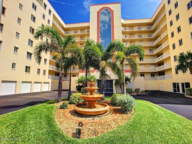 3740 Ocean Beach Blvd #404, Cocoa Beach, FL 32931 (MLS #826392) :: Pamela Myers Realty