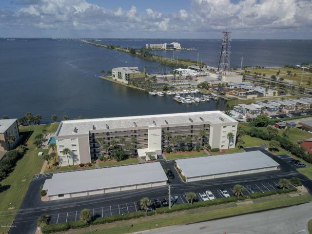 3873 S Banana River Boulevard #404, Cocoa Beach, FL 32931 (MLS #826943) :: Pamela Myers Realty