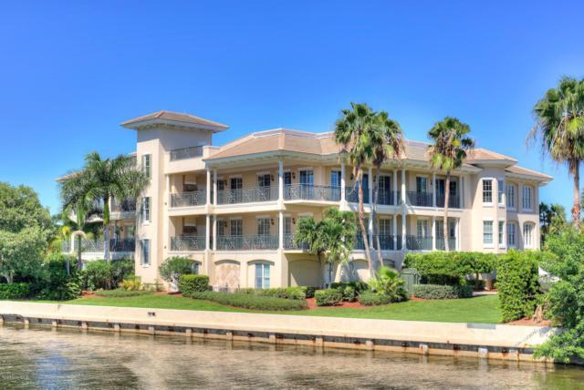 4 Marina Isles Boulevard #301, Indian Harbour Beach, FL 32937 (MLS #826989) :: Premium Properties Real Estate Services