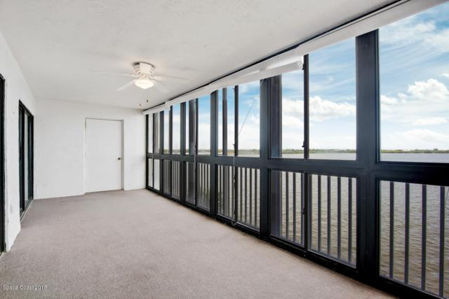 250 S Sykes Creek Parkway #408, Merritt Island, FL 32952 (MLS #829215) :: Blue Marlin Real Estate