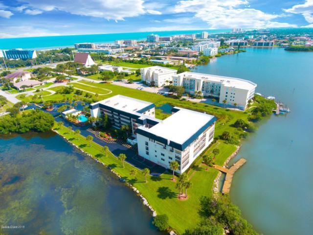 190 Escambia Lane #504, Cocoa Beach, FL 32931 (MLS #829361) :: Blue Marlin Real Estate
