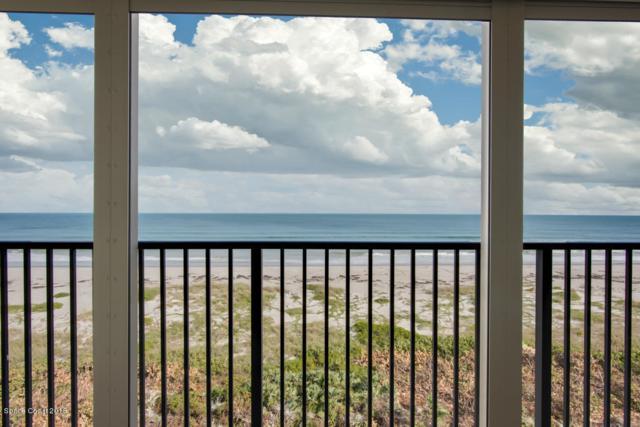 2815 S Atlantic Avenue #503, Cocoa Beach, FL 32931 (MLS #830658) :: Platinum Group / Keller Williams Realty