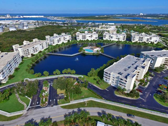8941 Lake Drive #202, Cape Canaveral, FL 32920 (MLS #831470) :: Blue Marlin Real Estate