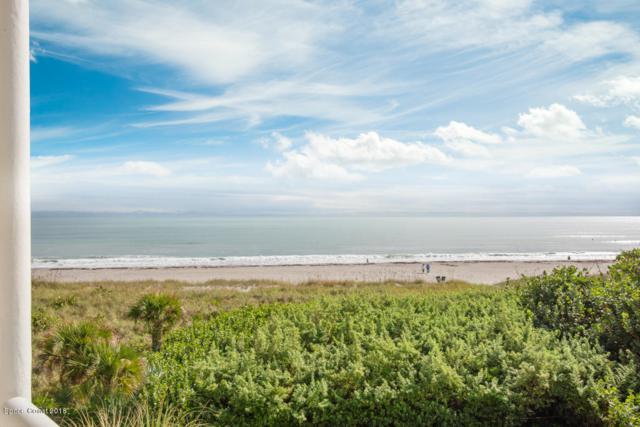 4000 Ocean Beach Boulevard 4K, Cocoa Beach, FL 32931 (MLS #831516) :: Blue Marlin Real Estate