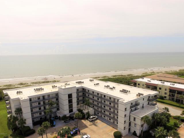 7400 Ridgewood Avenue #105, Cape Canaveral, FL 32920 (MLS #834757) :: Blue Marlin Real Estate