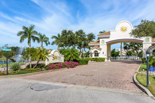 701 Solana Shores Drive A304, Cape Canaveral, FL 32920 (MLS #834942) :: Premium Properties Real Estate Services