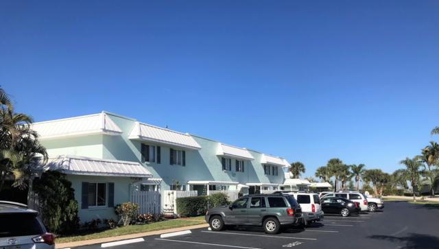 1800 Minutemen Causeway #16, Cocoa Beach, FL 32931 (MLS #836456) :: Pamela Myers Realty
