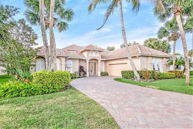 380 Hammock Shore Drive, Melbourne Beach, FL 32951 (MLS #836733) :: Blue Marlin Real Estate
