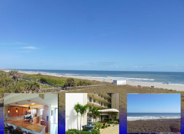 4100 Ocean Beach Boulevard #312, Cocoa Beach, FL 32931 (MLS #837058) :: Blue Marlin Real Estate