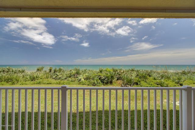 1831 Highway A1a #3105, Indian Harbour Beach, FL 32937 (MLS #839596) :: Blue Marlin Real Estate