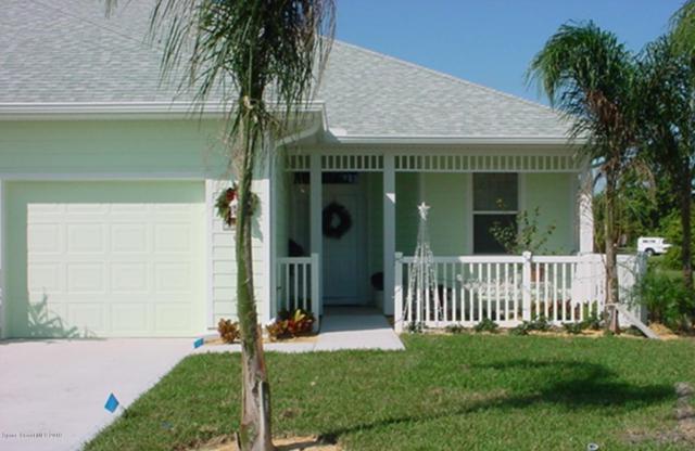 1130 Eleuthera Drive NE, Palm Bay, FL 32905 (MLS #847476) :: Premium Properties Real Estate Services