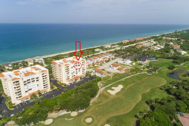 110 Warsteiner Way #703, Melbourne Beach, FL 32951 (MLS #847583) :: Blue Marlin Real Estate