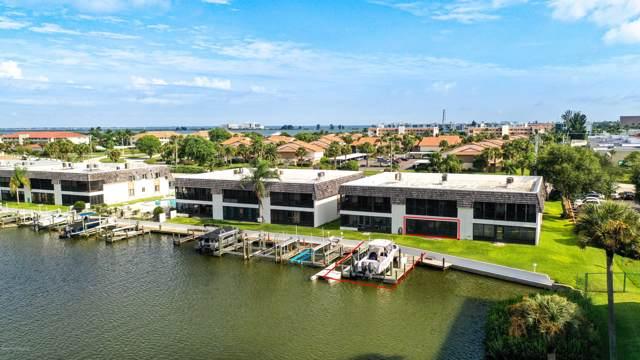 205 S Banana River Boulevard #102, Cocoa Beach, FL 32931 (MLS #853552) :: Premium Properties Real Estate Services
