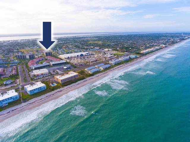 500 Palm Springs Boulevard #810, Indian Harbour Beach, FL 32937 (MLS #853916) :: Premium Properties Real Estate Services