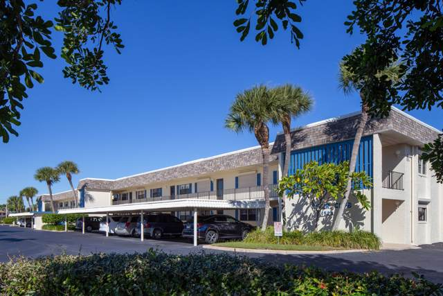 1525 Minutemen Causeway #103, Cocoa Beach, FL 32931 (MLS #856136) :: Premium Properties Real Estate Services