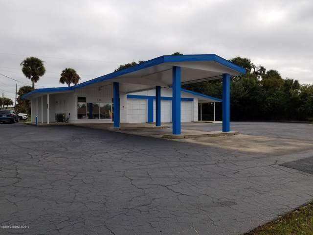 500 S Cocoa Boulevard, Cocoa, FL 32922 (MLS #857890) :: Blue Marlin Real Estate