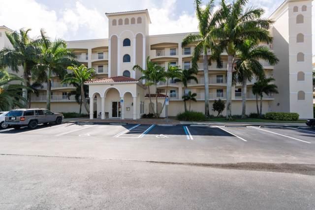 551 Casa Bella Drive #203, Cape Canaveral, FL 32920 (MLS #858181) :: Premium Properties Real Estate Services